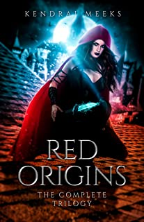 Red Origins: The Complete Tragic Fantasy (English Edition)