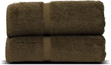 Luxury Hotel & Spa Collection Highly Absorbent, Quick Dry 100% Turkish Cotton 700 GSM, Eco Friendly Towel, for Bathroom Do...