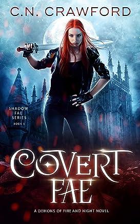 Covert Fae (Shadow Fae Book 5)