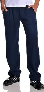 Men's Open Bottom Comfort Fleece Sweatpant