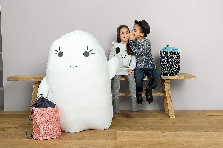 Black L/ässig School Spooky Kids Sports Bag 42 cm