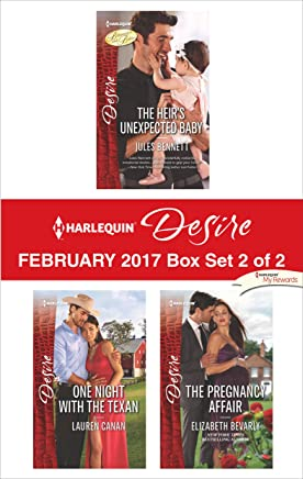 Harlequin Desire February 2017 - Box Set 2 of 2: An Anthology