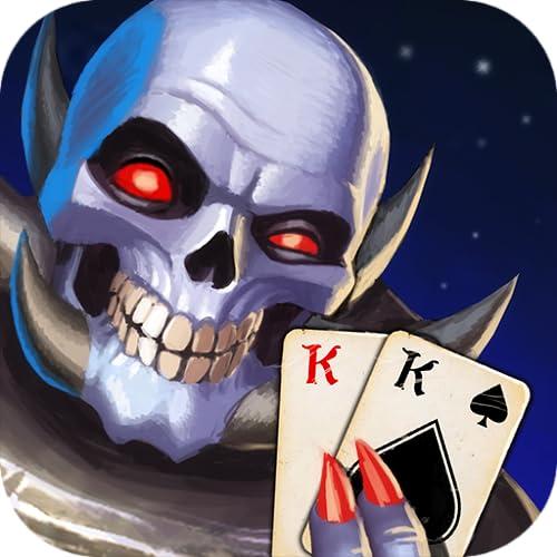 Heroes Of Fighting 3D - Battle Cards RPG: Karten Spiele im Mittelalter Fantasy Welt, wo Krieger gegen Helden mit Schwert kämpfen, Taktik und Strategie verwenden, um stärkste Ritter zu werden