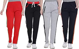 69GAL Women Trackpant (831WP4_P$_Pack of 4)