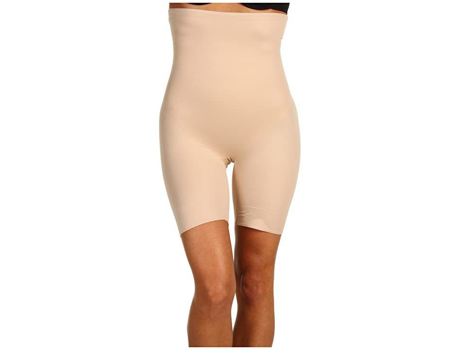 Miraclesuit Shapewear - Miraclesuit Shapewear Extra Firm Real Smooth Hi-Waist Thigh Slimmer