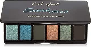 L.A Girl Fanatic Eyeshadow Palette, Surreal Dream, 12 g
