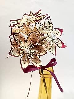 Best paper flower bouquet Reviews
