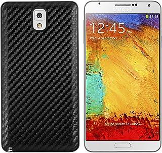 a3dedfa721a kwmobile 1x Tapa para batería compatible con Samsung Galaxy Note 3 en color  negro