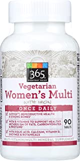 Best 365 brand vitamins Reviews