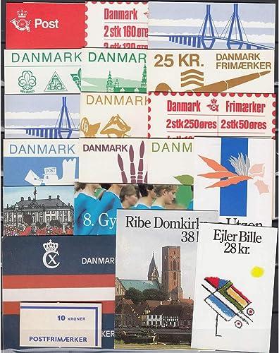 Goldhahn D mark 18 postfrische  Markenheftchen Briefürken für Sammler