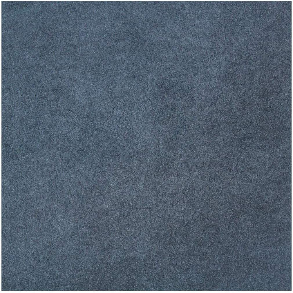 Mesa Mall Navy Suede Microsuede Fabric 5 Upholstery Drapery Mail order Yards