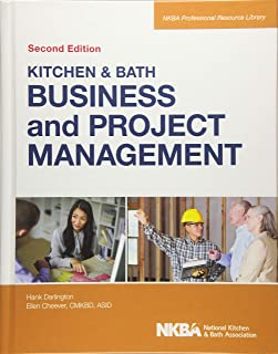 Kitchen and Bath Business and Project Management, with Website