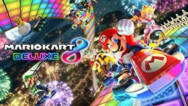 Mario Kart 8 Deluxe - Nintendo Switch [کد دیجیتال]