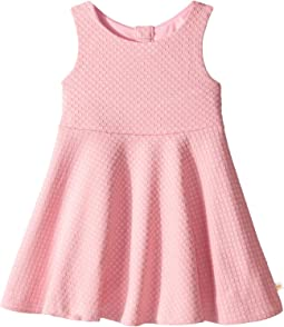 Textured Vivian Dress (Toddler/Little Kids)