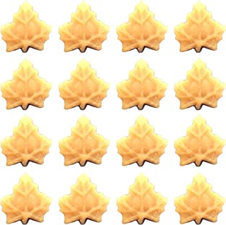 Nova Maple Candy - Pure Maple Sugar Leaf Candy (8 Ounces)