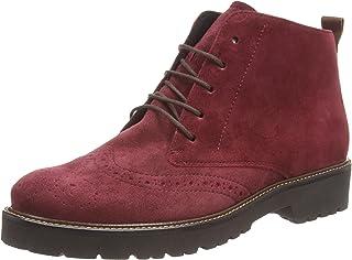 Suchergebnis auf für: rote stiefel damen: Schuhe