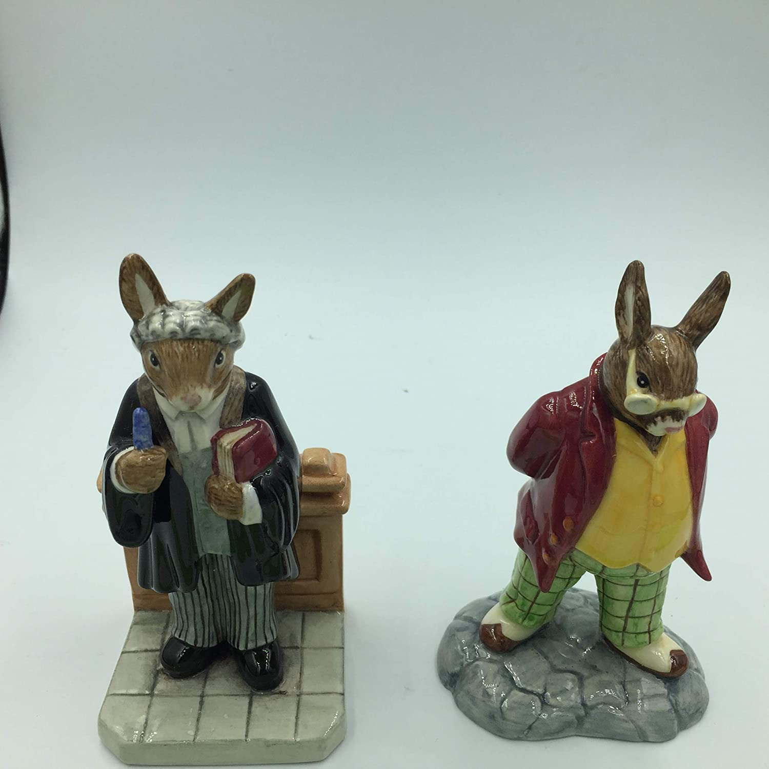 Beautiful New arrival Royal Doulton Bunnykins Max 48% OFF Father Barrister Doult