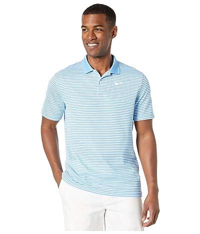 Nike Golf Dry Victory Polo Stripe (University Blue/White) Men