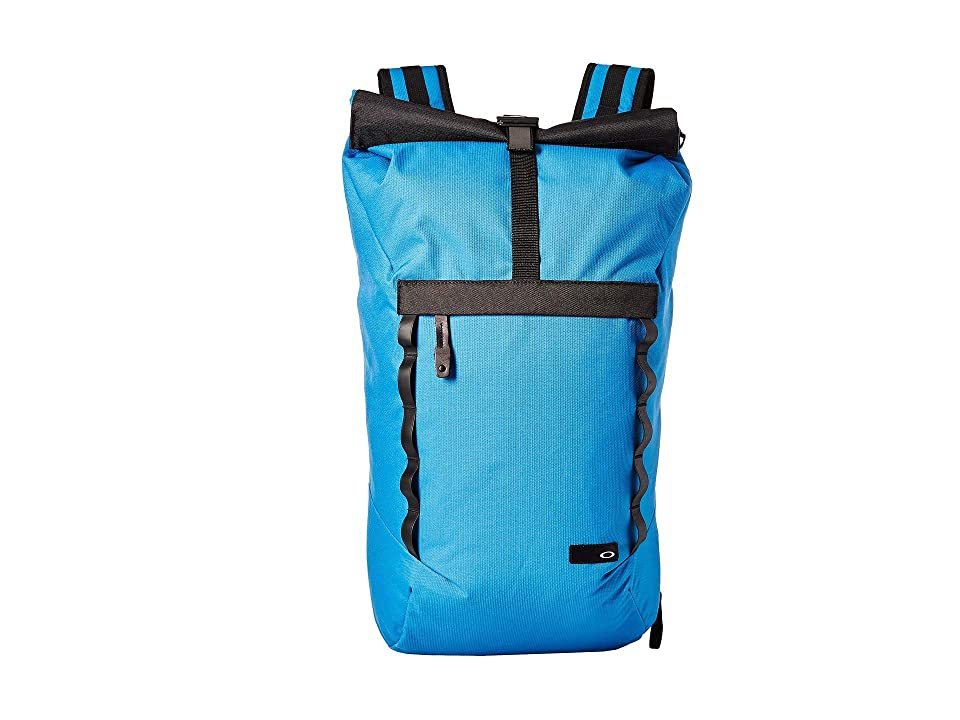 Oakley Voyage 23L Roll Top (California Blue) Backpack Bags