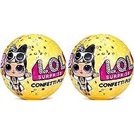 L.O.L. Surprise Confetti Pop Series 3 Wave 2 Bundle Of 2 Dolls