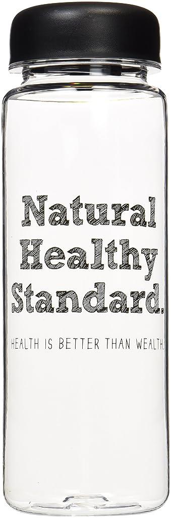 かなりのサワー主張Natural Healthy Standard ロゴ入り ドリンクボトル 500ml