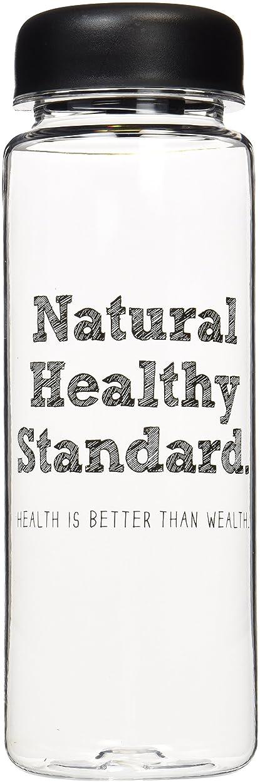 湾スティーブンソン不当Natural Healthy Standard ロゴ入り ドリンクボトル 500ml