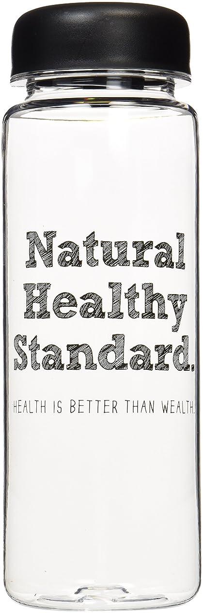 恐れる大量理論Natural Healthy Standard ロゴ入り ドリンクボトル 500ml