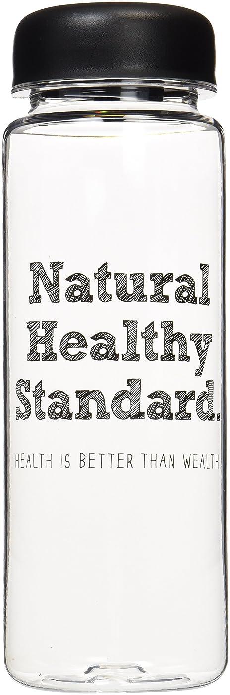 腸の配列イデオロギーNatural Healthy Standard ロゴ入り ドリンクボトル 500ml