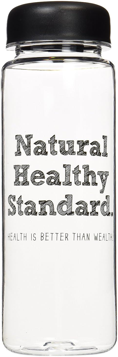 感心する嫉妬数学Natural Healthy Standard ロゴ入り ドリンクボトル 500ml