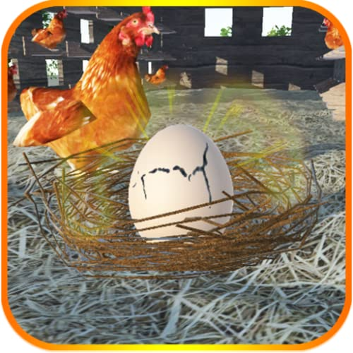 Crack The Egg: Chicken Farm