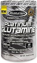 Muscletech Essential Series, Platinum Glutamine, 302 g