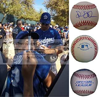 Raul Ibanez Kansas City Royals Autographed Hand Signed Baseball with Exact Proof Photo, Seattle Mariners, New York Yankees, Philadelphia Phillies, COA