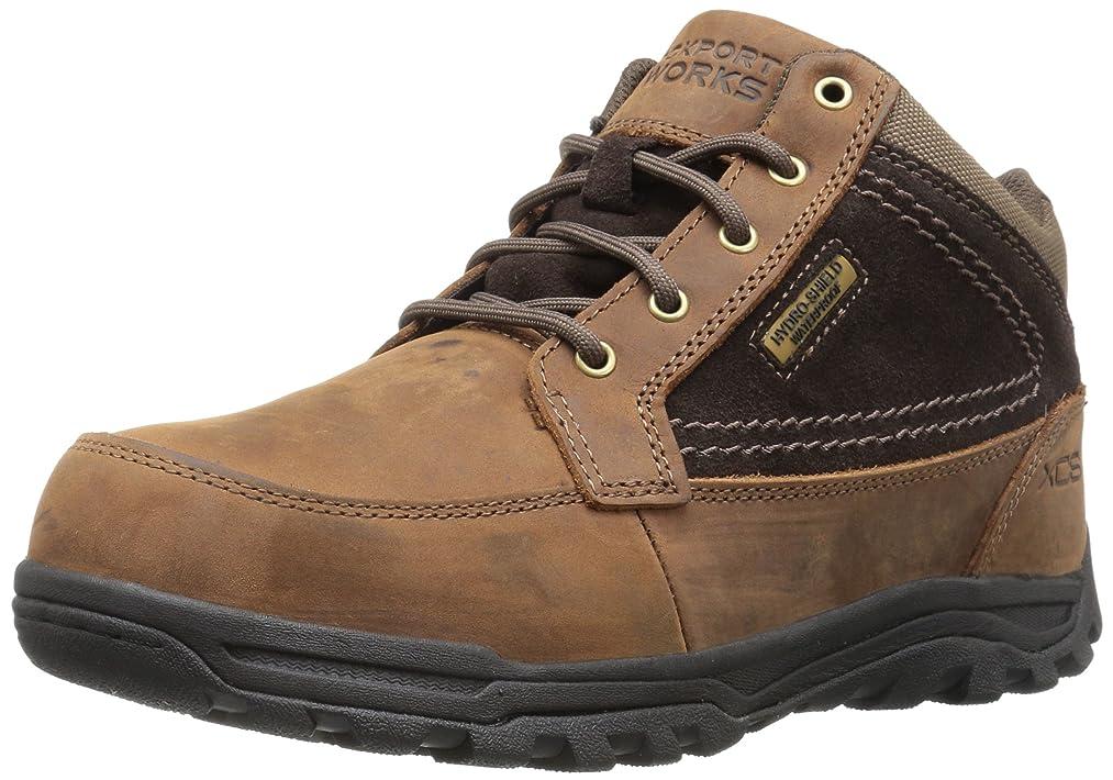 独立したかわす間接的[Warson] Rockport Men's Trail Technique Mid Rk6671 Industrial and Construction Shoe