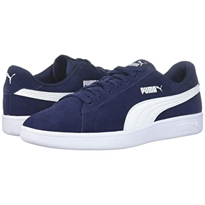 PUMA Smash V2 (Peacoat/White) Men