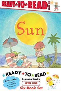 Weather Ready-To-Read Value Pack: Rain; Wind Clouds; Snow; Rainbow; Sun