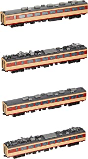 TOMIX Nゲージ 485系 雷鳥 増結4両セット 92335 鉄道模型 電車
