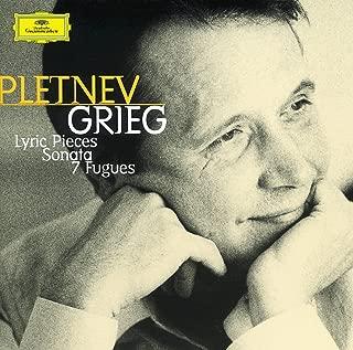 Grieg: Lyric Pieces, op.68 - 2. Grandmother's Minuet