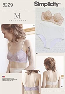 lace bra sewing pattern
