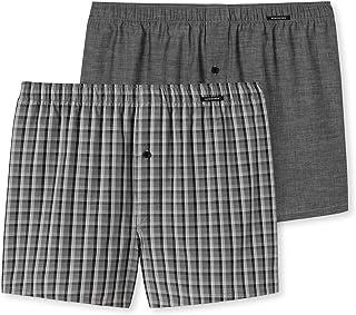 Schiesser Men's Boxersortiment Boxershorts 2Pack Boxer Shorts