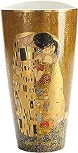 Goebel Gustav Klimt The Kiss 28cm Porcelain Vase by