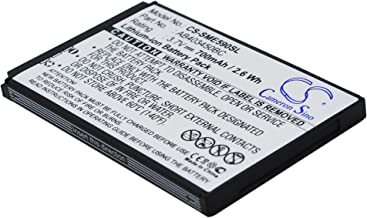 Battery Replacement for Samsung GT-E2510, GT-E2550