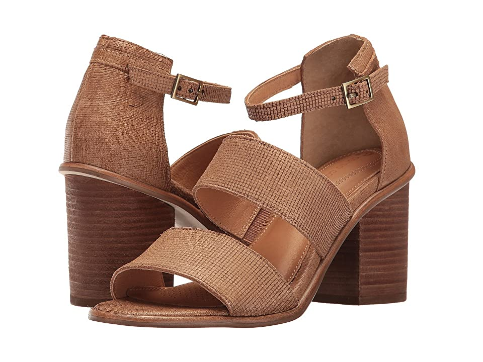 CC Corso Como Sus (Camel Square Laser Leather/Camel Stripe Laser Leather) Women