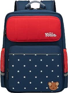 Bear Kids Backpack Waterproof Elementary School Backpack Book Bag