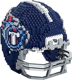 FOCO NFL 3D BRXLZ Puzzle Replica Helmet Set