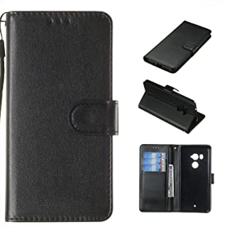 Litao-Case YH Case for HTC U11+ U11 plus Case Flip leather + TPU Silicone fixing Cover 4