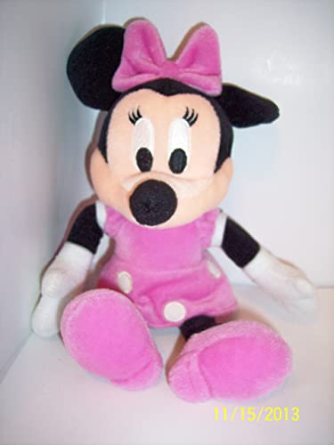 Disney Minnie Mouse 10 Plush Doll  Rosa Dress by Disney