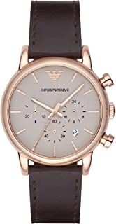 Best emporio armani mens rose gold watch Reviews