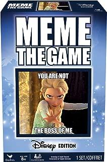 Cardinal 6045362 The Disney Meme Game, Multicolor, One Size