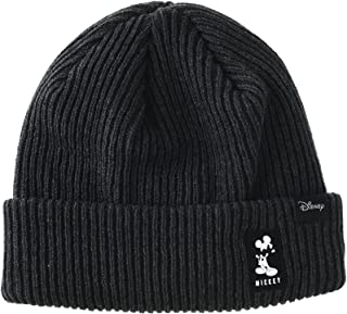 WITHMOONS Disney Mickey Mouse Ribbed Beanie Hat Slouchy CR5853