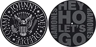 Slipmat - Classic Seal / Hey Ho Let's Go - 2 Slipmats